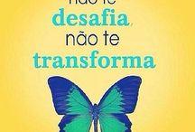Transformação / Frases