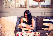 Bridal/wedding shwoer ideas
