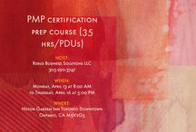 PMP Certification prep course (35 hrs/PDU's) in Toronto, ON / To direct the participant in obtaining PMP certification, we are offering a high-quality 4-day continuous classroom training starting from April 13th to 16th, 2015 and the timings would be 8.00 AM – 5.00 PM EST.  Our workshop incorporates a unique pace, style and study methodology that prepares you to write PMI-PMP® credential exam.   This program is developed and delivered by industry-leading curriculum developers and trainers.