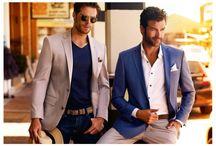 vestimenta para hombres