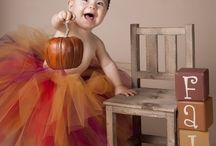 Fall Birthday *1 year old*
