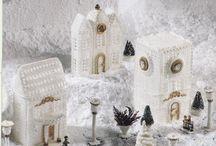 Album Winter Wonderland village