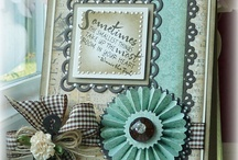 Scrapbook Cards / by Stacey Hartley