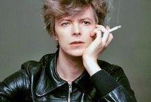 'David Bowie'