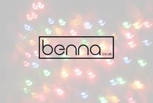 It's Beginning To Look A lot Like Christmas. / With Christmas only around the corner that last minute rush to get the perfect gift has kicked in. Here at Benna.co.uk we have the perfect gifts for under £100.