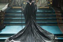 maleficent film costumes