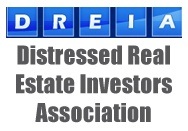 Distressed Real Estate Investor's Association / The Distressed Real Estate Investors Association is a real estate investment club for active and potential real estate investors of all levels. Regardless of whether you are a beginner or an expert, you are welcome to attend our monthly real estate meetings. For more info visit http://www.distressedreia.com or call 561-948-2127