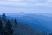The Majestic Smoky Mountains / Photos of the majestic Smoky Mountains.