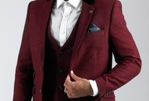Dinner Date / Look dapper for a romantic evening out with your partner