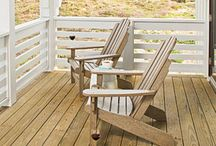 The porch remodel / by Fran Moody
