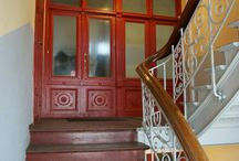 1890 stairs renovation