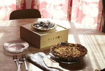 Seasonal Pies + Tarts / We love pie. And making a pie from scratch delivers even more love than it tastes.