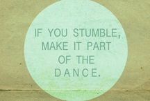 Dance & Quotes