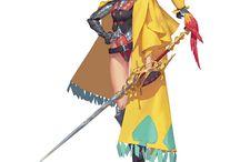 Clothing/armor design