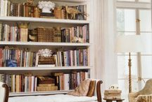 Bookcases I / by K. Mulberry