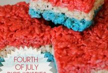 Fourth of July Activities & Recipes