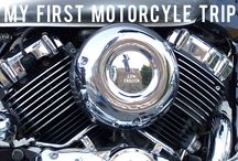 Motorcycle Trips / Places to go on the bike. Places we've been on the bike.