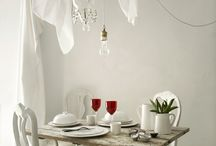 Decor in White, Light, Bright / by KR