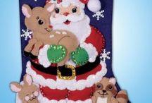 Vianoce-mikulasske cizmy