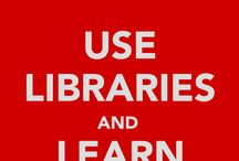 Libraries / by Ellen Horak