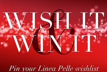My Linea Pelle Wishlist / Clean lines, metallic accents and beauty throughout- must be Linea Pelle! / by MJ Moore