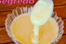 leite condensado