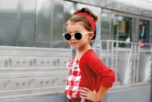 Children with style