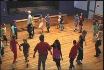Angolos táncok