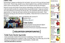 Carlisle County Events and Education / http://carlisle.ca.uky.edu/FamilyConsumerSciences