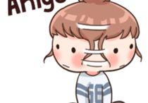 Kpop emoji