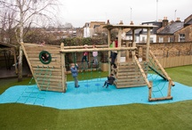Play Boats / Our Fabulous multi-play ships are crammed with play opportunities such as crawling, hiding and climbing!