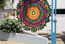 Mandala & Murals Reference