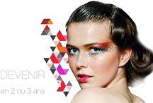 Make Up recherche Ecole