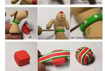 Polymer Clay, Clay & Other & How To's
