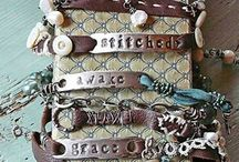 Bracelets / by Bonny Biddulph