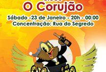 #BlocoCorujão