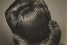 Inspiring vintage hair