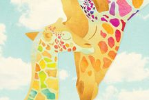 all about giraffe