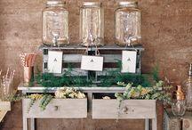 Wedding Details ♡ Lemonade Bar / Young, old or in-between, a lemonade bar is appreciated by all. || Ob jung, alt oder irgendwo dazwischen, eine Limonaden Bar wird von allen geschätzt.