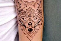 Tattoo vos