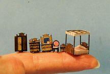 Miniaturas / small things