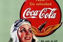 Coca cola affiches