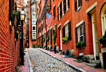 Boston / by Roseann Gibbs
