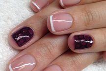 Nail art by Skribek Nikolett / Nail art by Skribek Nikolett