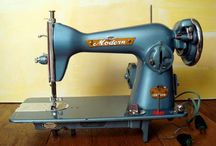 Sewing Machines I love