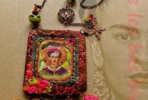 Amazing Fiber Art Jewelry