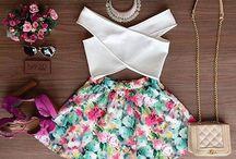 ropa, conjuntos, faldas, vestidos...