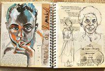 sketchbook ideas.