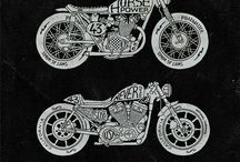 Cafe style / Bikes and designs