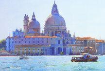 Aquarel / Frisse aquarellen schilderen